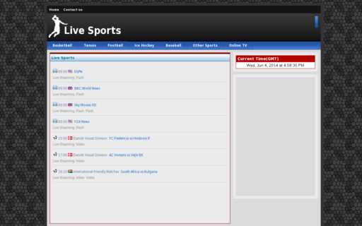 Access livesportstv.net using Hola Unblocker web proxy