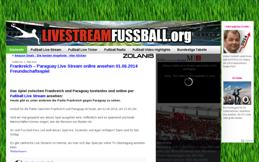 Access livestreamfussball.org using Hola Unblocker web proxy