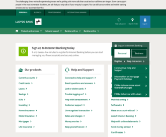 Access lloydsbank.com using Hola Unblocker web proxy
