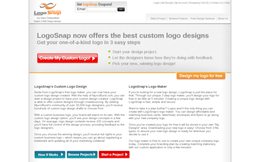 Access logosnap.com using Hola Unblocker web proxy