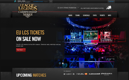 Access lolesports.com using Hola Unblocker web proxy