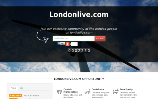 Access londonlive.com using Hola Unblocker web proxy