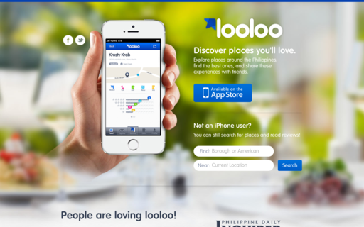 Access looloo.com using Hola Unblocker web proxy