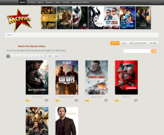 Access losmovies.com using Hola Unblocker web proxy