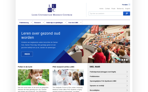 Access lumc.nl using Hola Unblocker web proxy