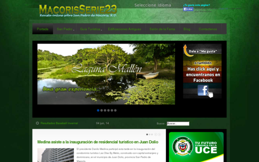 Access macorisserie23.com using Hola Unblocker web proxy