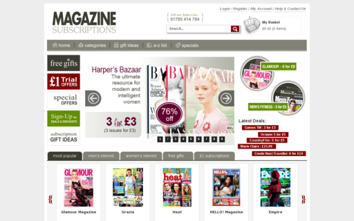 Access magazinesubscriptions.co.uk using Hola Unblocker web proxy
