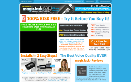 Access magicjack.com using Hola Unblocker web proxy