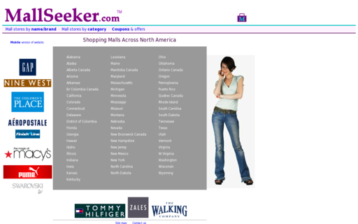 Access mallseeker.com using Hola Unblocker web proxy