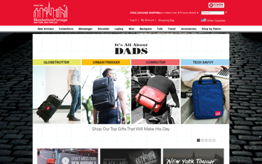 Access manhattanportage.com using Hola Unblocker web proxy