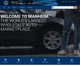 Access manheim.com using Hola Unblocker web proxy