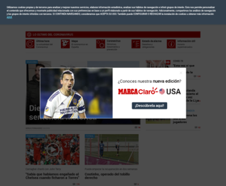 Access marca.com using Hola Unblocker web proxy