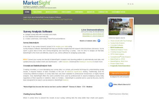 Access marketsight.com using Hola Unblocker web proxy