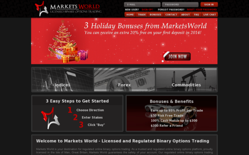 Access marketsworld.com using Hola Unblocker web proxy