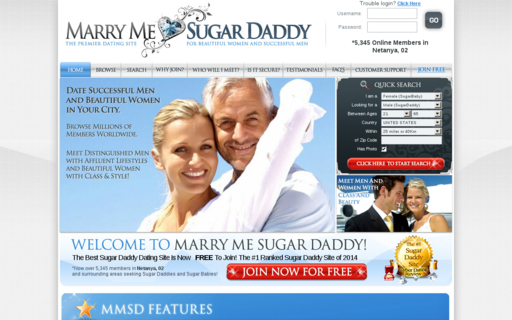 Access marrymesugardaddy.com using Hola Unblocker web proxy