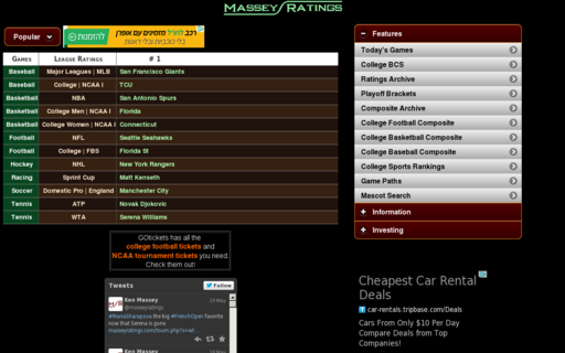 Access masseyratings.com using Hola Unblocker web proxy