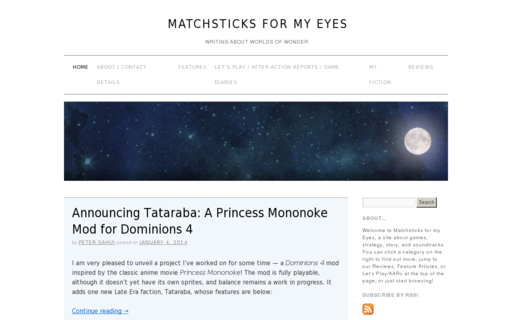 Access matchstickeyes.com using Hola Unblocker web proxy