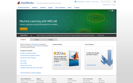 Access mathworks.fr using Hola Unblocker web proxy
