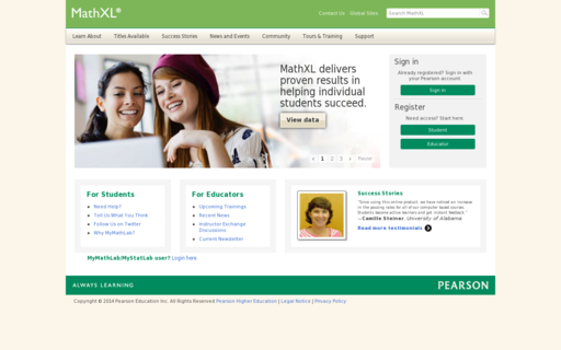Access mathxl.com using Hola Unblocker web proxy