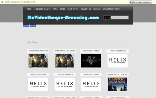 Access mavideotheque-streaming.com using Hola Unblocker web proxy