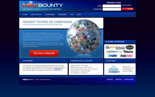 Access maxbounty.com using Hola Unblocker web proxy