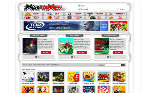 Access maxgames.com using Hola Unblocker web proxy