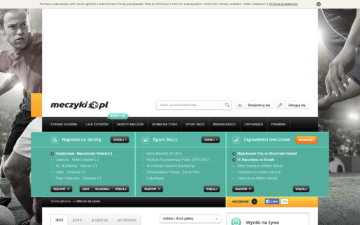 Access meczyki.pl using Hola Unblocker web proxy