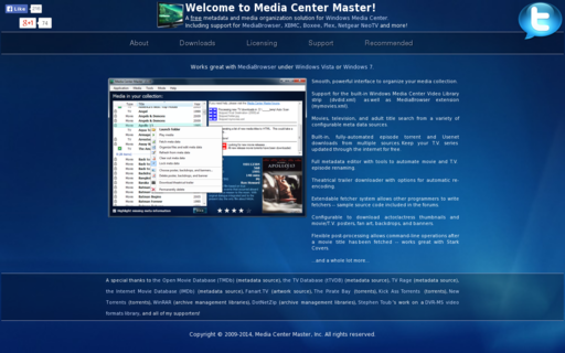 Access mediacentermaster.com using Hola Unblocker web proxy