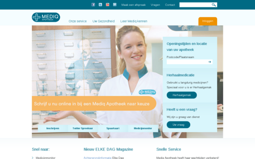 Access mediq-apotheek.nl using Hola Unblocker web proxy