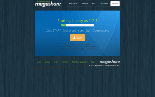 Access megashare.com using Hola Unblocker web proxy