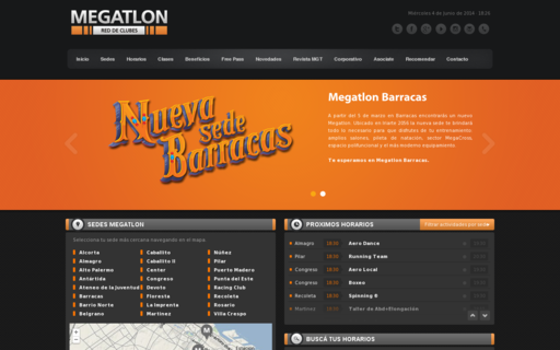 Access megatlon.com using Hola Unblocker web proxy
