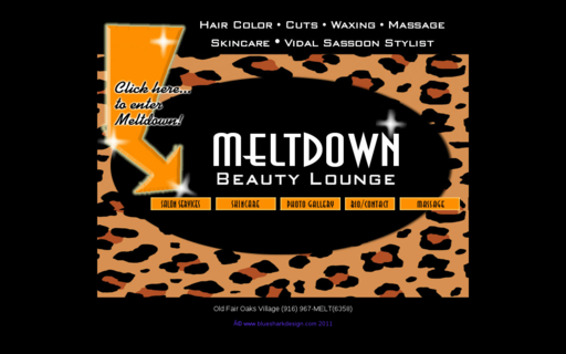 Access meltdownbeautylounge.com using Hola Unblocker web proxy