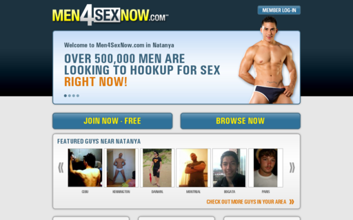 Access men4sexnow.com using Hola Unblocker web proxy