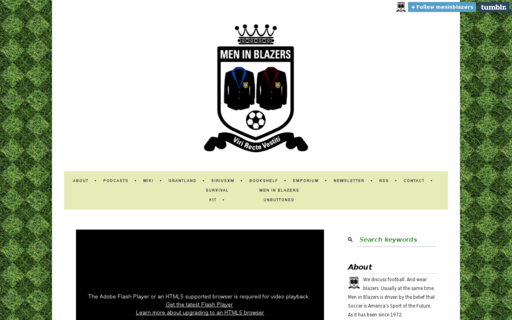 Access meninblazers.com using Hola Unblocker web proxy