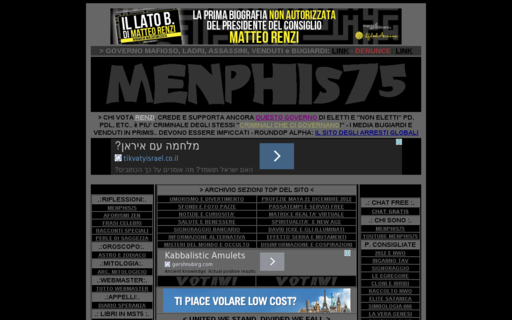 Access menphis75.com using Hola Unblocker web proxy