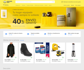 Access mercadolibre.cl using Hola Unblocker web proxy