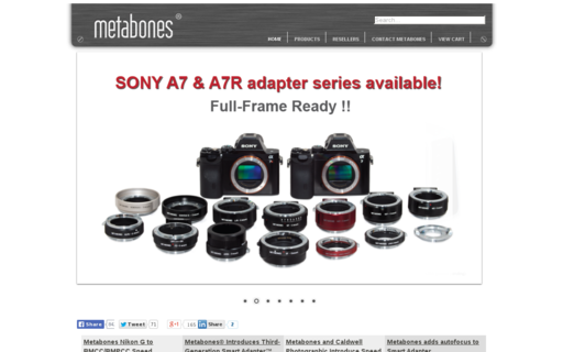 Access metabones.com using Hola Unblocker web proxy