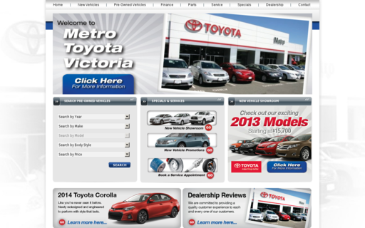 Access metrotoyotavictoria.com using Hola Unblocker web proxy