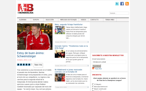 Access mibundesliga.com using Hola Unblocker web proxy