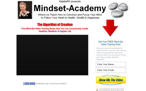 Access mindset-academy.com using Hola Unblocker web proxy