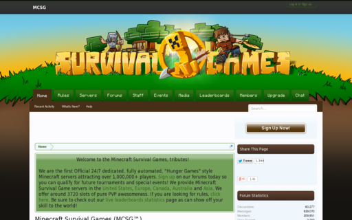 Access minecraftsurvivalgames.com using Hola Unblocker web proxy