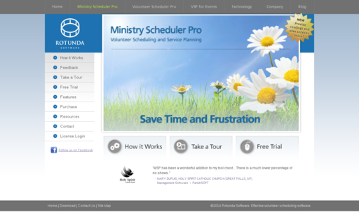 Access ministryschedulerpro.com using Hola Unblocker web proxy
