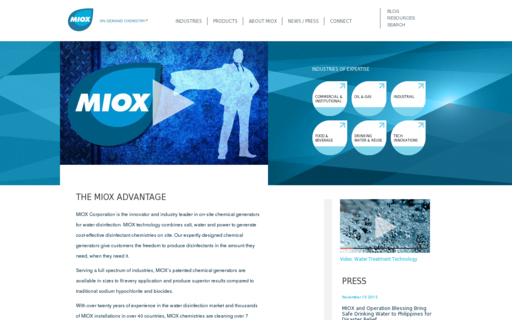 Access miox.com using Hola Unblocker web proxy