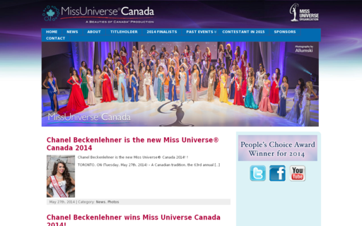 Access missuniversecanada.ca using Hola Unblocker web proxy
