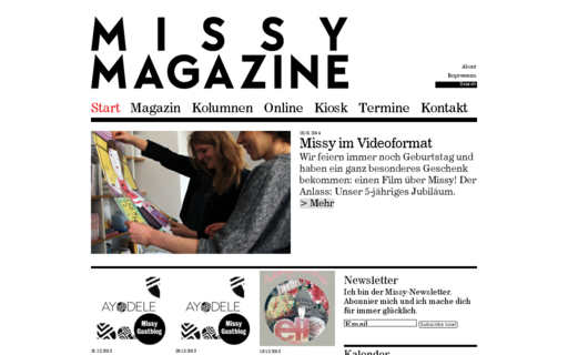 Access missy-magazine.de using Hola Unblocker web proxy
