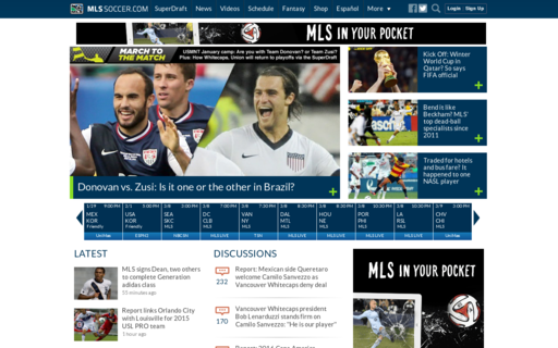 Access mlssoccer.com using Hola Unblocker web proxy