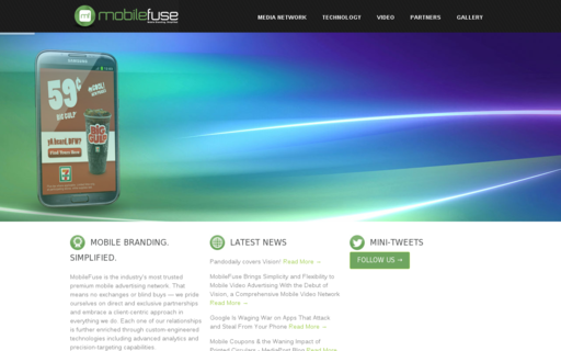 Access mobilefuse.com using Hola Unblocker web proxy