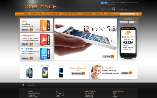 Access mobitalk.no using Hola Unblocker web proxy