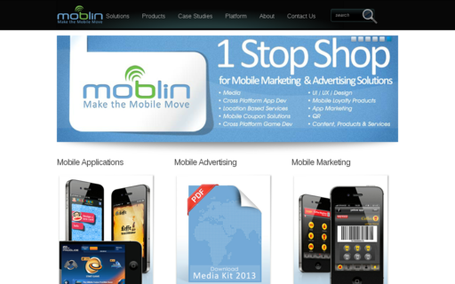Access moblin.com using Hola Unblocker web proxy