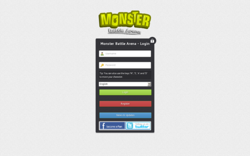Access monsterbattlearena.com using Hola Unblocker web proxy